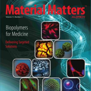 ULTROXA<sup>®</sup> Polymers featured in Material-Matters™